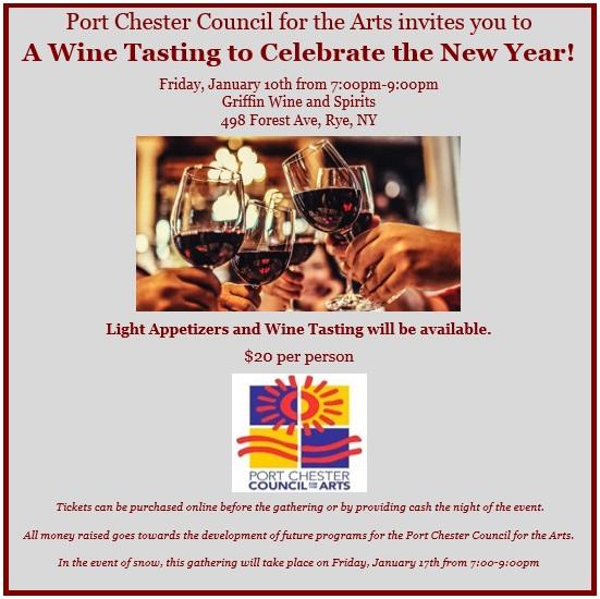 Wine Tasting PCCFTA Square